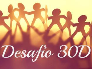 Desafio 30D + Livro Digital
