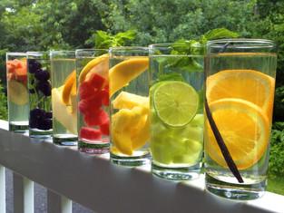 Água Saborizada! Aprenda a fazer a sua
