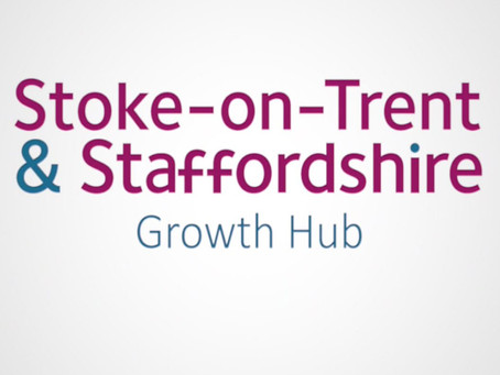 FREE WORKSHOP - Stoke & Staffs Council - Business Growth Hub 'GDPR Survival for Small Business'