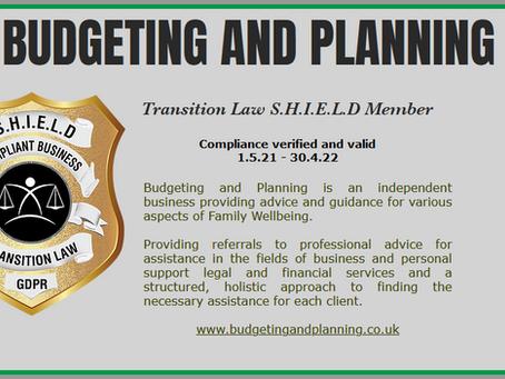 BUDGETING & PLANNING