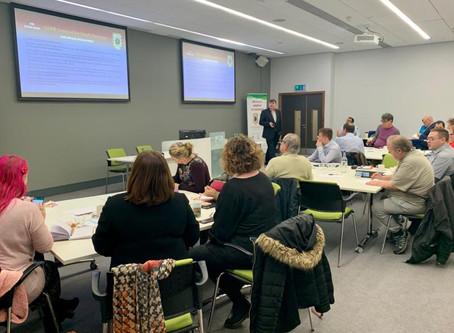 Chester University Business Club GDPR Workshop!