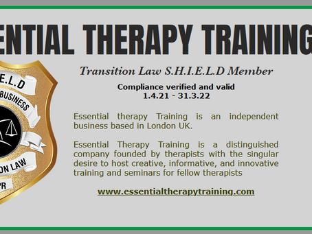 Medical CPD Training Organisation gains SHIELD!