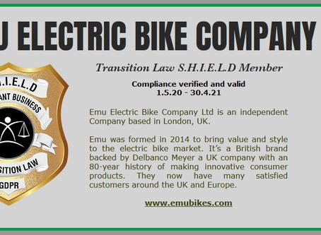 Electric Bike Company gains SHIELD Holder status!