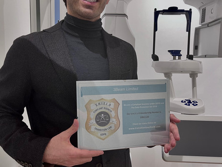 Harley Street Dentist awarded SHIELD