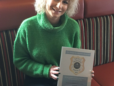 THIRD Year of SHIELD Membership for Worcester Hairdresser!