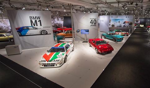 40 Jahre BMW M1