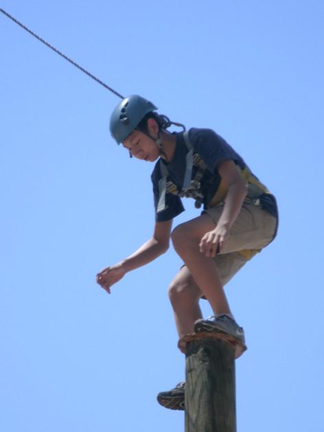 Pole Leap