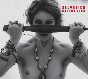 Capa disco Selvática