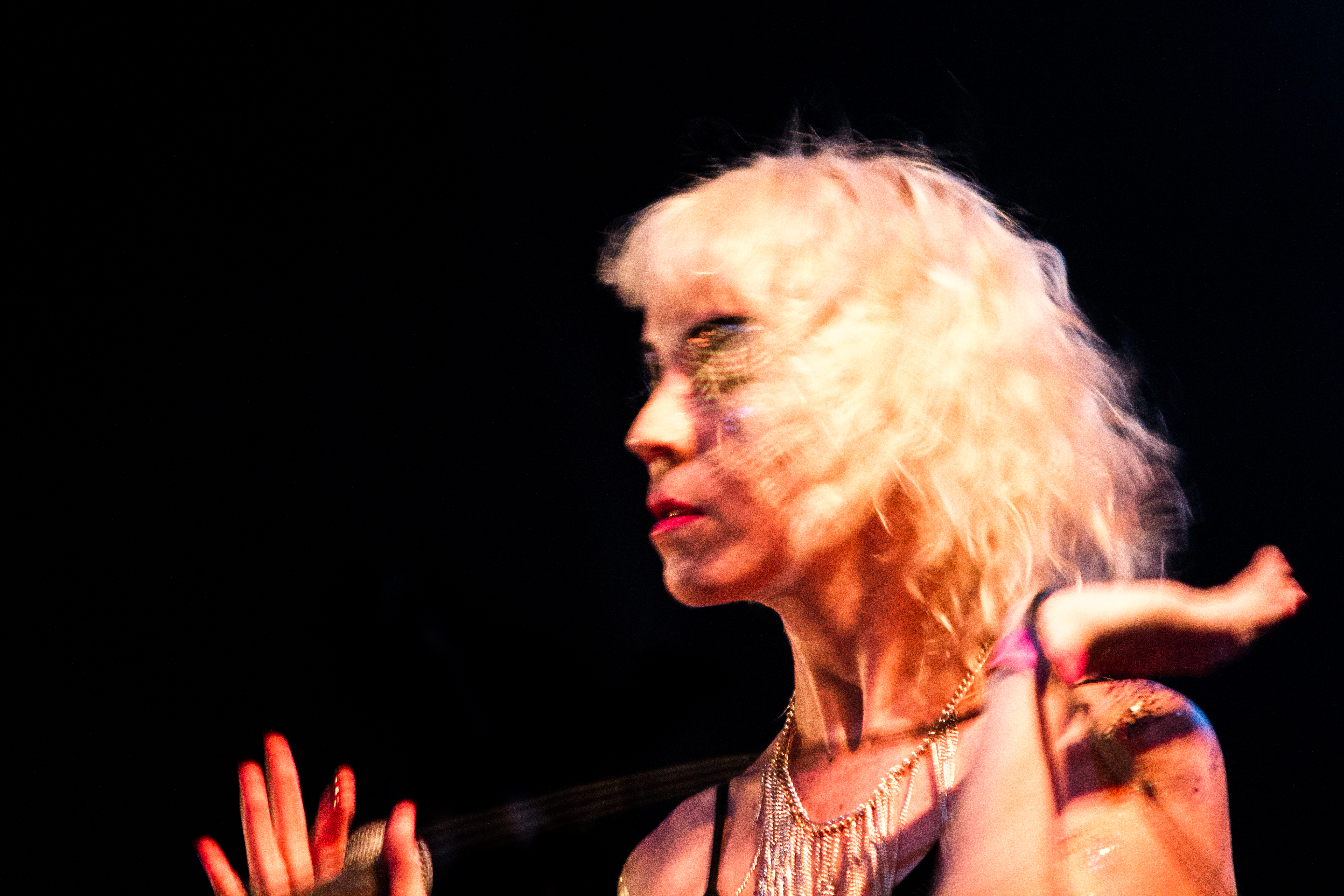 Karina Buhr - Foto Priscila Buhr