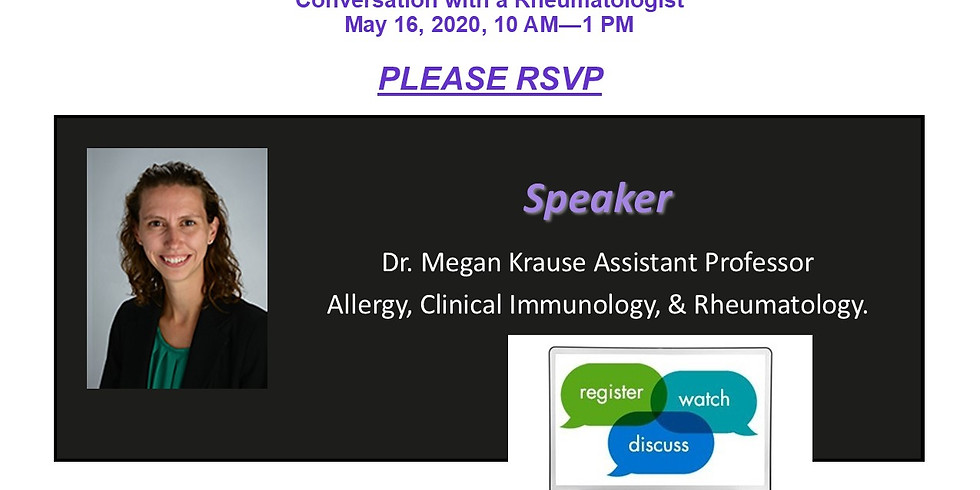What You Need to Know About Lupus Live Webcast