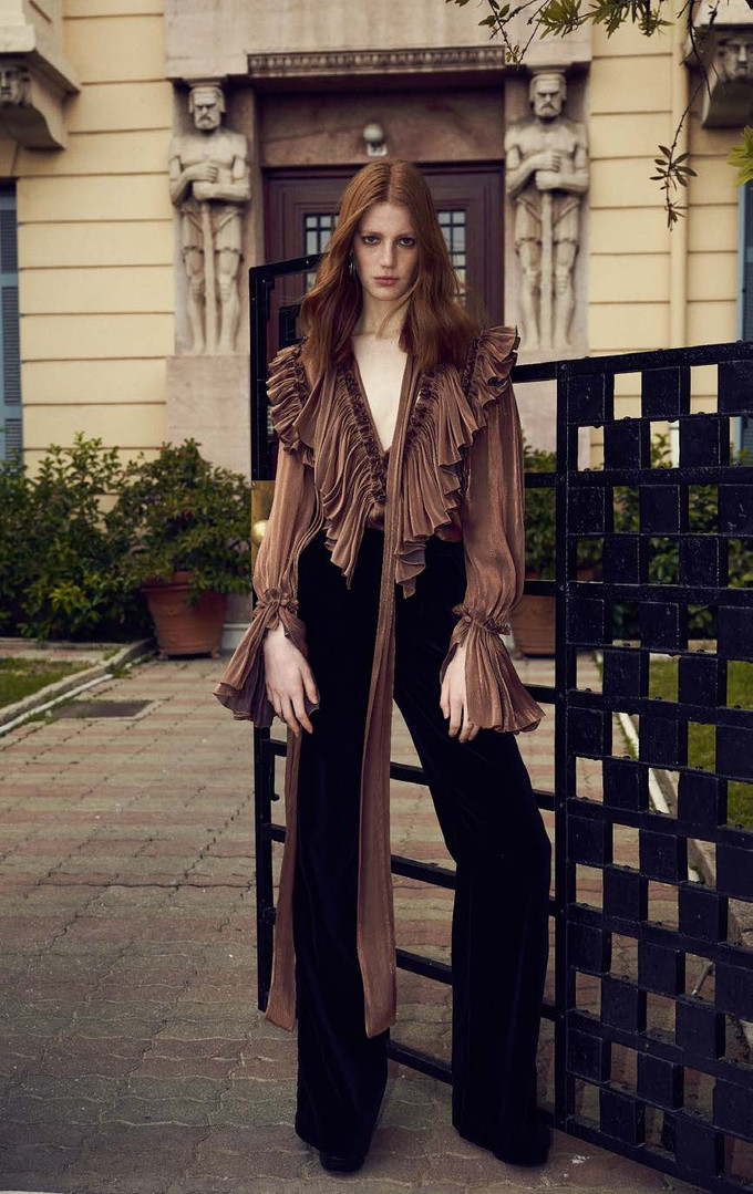 Pages from Lookbook COSTARELLOS PRE-FALL