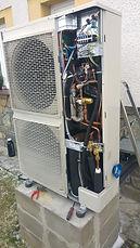 záruční i pozáruční servis klimatizací a tepelných čerpadel, čištění a dezinfekce