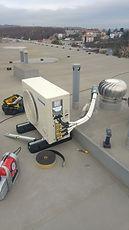 Instalace klimatizací a tepelných čerpadel