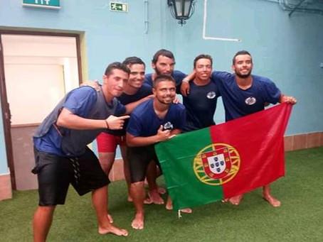 Equipa portuguesa Campeã do Mundo