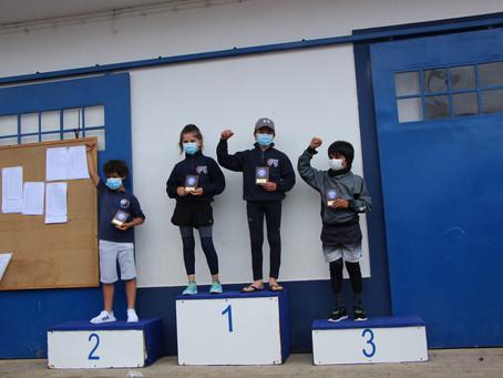 Atletas da ANG vencedores