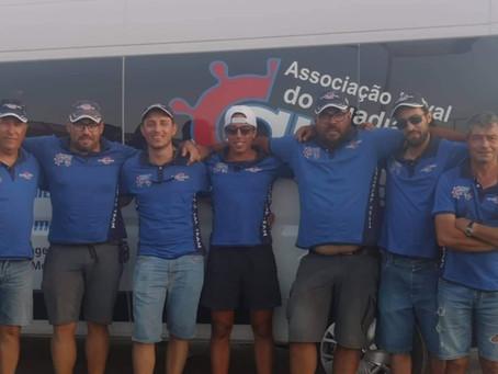 Associação Naval do Guadiana sagra-se vice-campeã