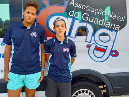 Pescadores da Associação Naval do Guadiana apuram-se para o Campeonato do Mundo de Juniores.