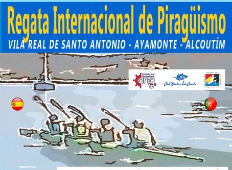 Regata Internacional do Guadiana - Anúncio