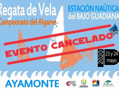 Regata de Vela - Estação Baixo Guadiana 2020