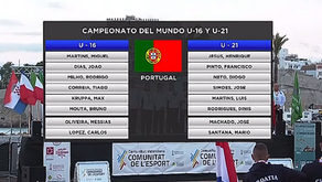 Campeonato do Mundo de Pesca Desportiva - Peñiscola / Espanha