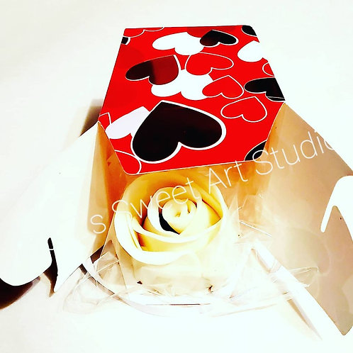 Chocolate Rose Treat