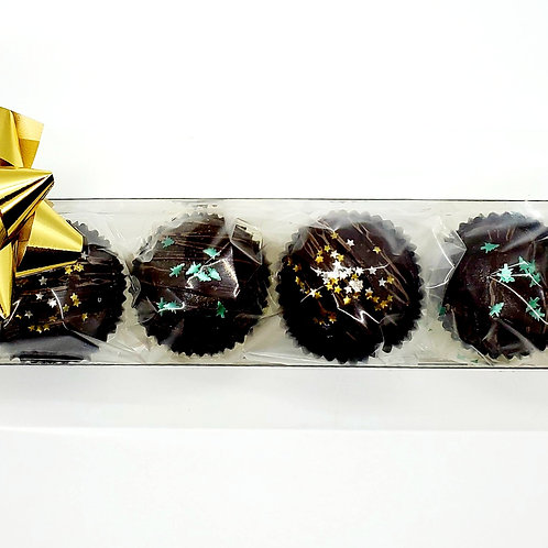 Chocolate Nut Truffle Gift Box