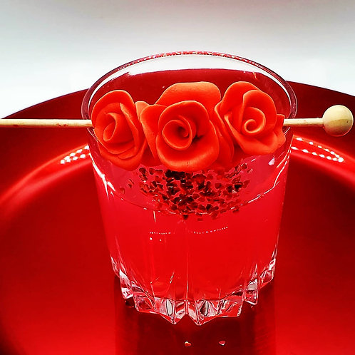 Rose Stir Sticks