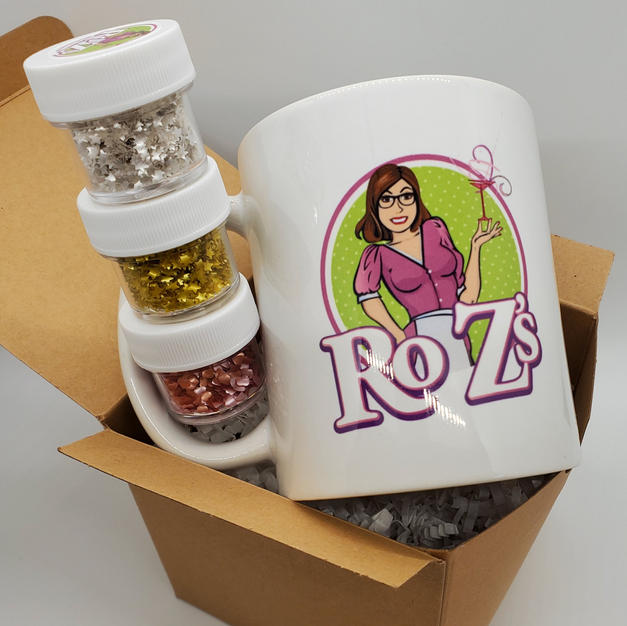 Ro Z's Gift Pack for Coffee Lovers