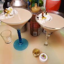 Mudslide Martinis