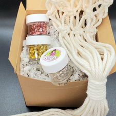 Wine Tote Ro Z's Shimmers Gift Kit