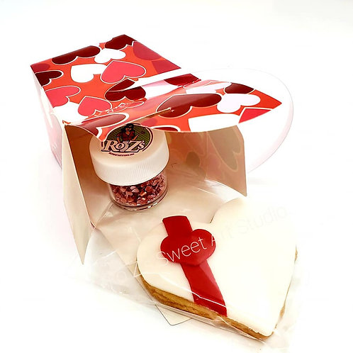 Heart Cookie Favor Kit