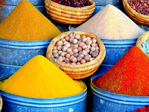 Who impacted history more? Dinosaurs or spices?