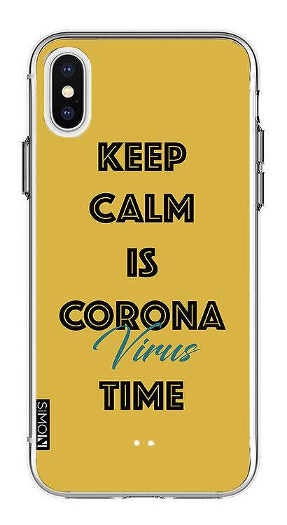 KEEP CALM - CORONA TIME