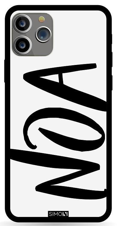 כיסוי עם שם -סגנון 2