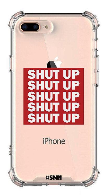 SHUT UP RED