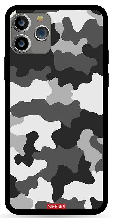 כיסוי צבאי אפור