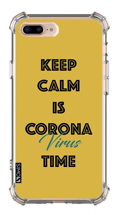 KEEP CALM - CORONA TIME