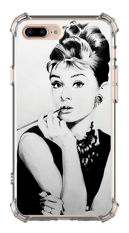 AUDREY BLACK AND WHITE