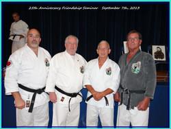 25th Friendship Seminar