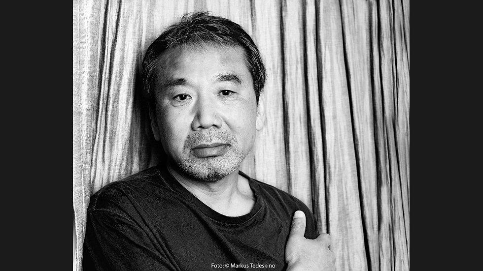 Haruki Murakami #MurakamiLesen