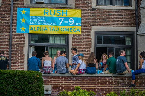 Cookout with Alpha Xi Delta
