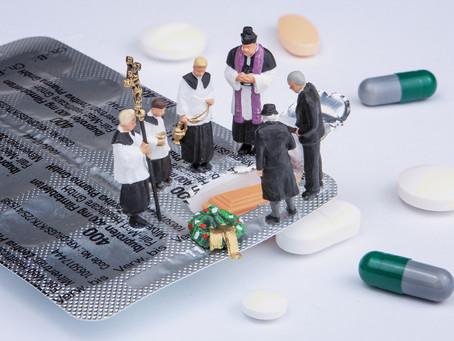 Von der Pharmatyrannei und dem kranken Gesundheitssystem