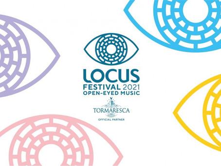 """Si riparte in Puglia: torna il Locus Festival con la XVII edizione """"Open-Eyed Music"""""""