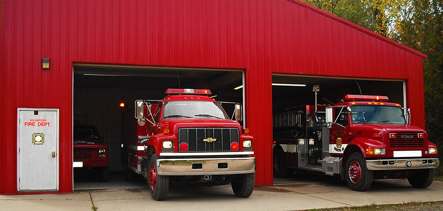 onota township fire hall