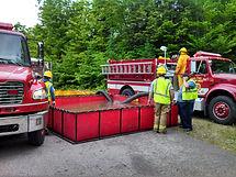 Alger County Firefighter