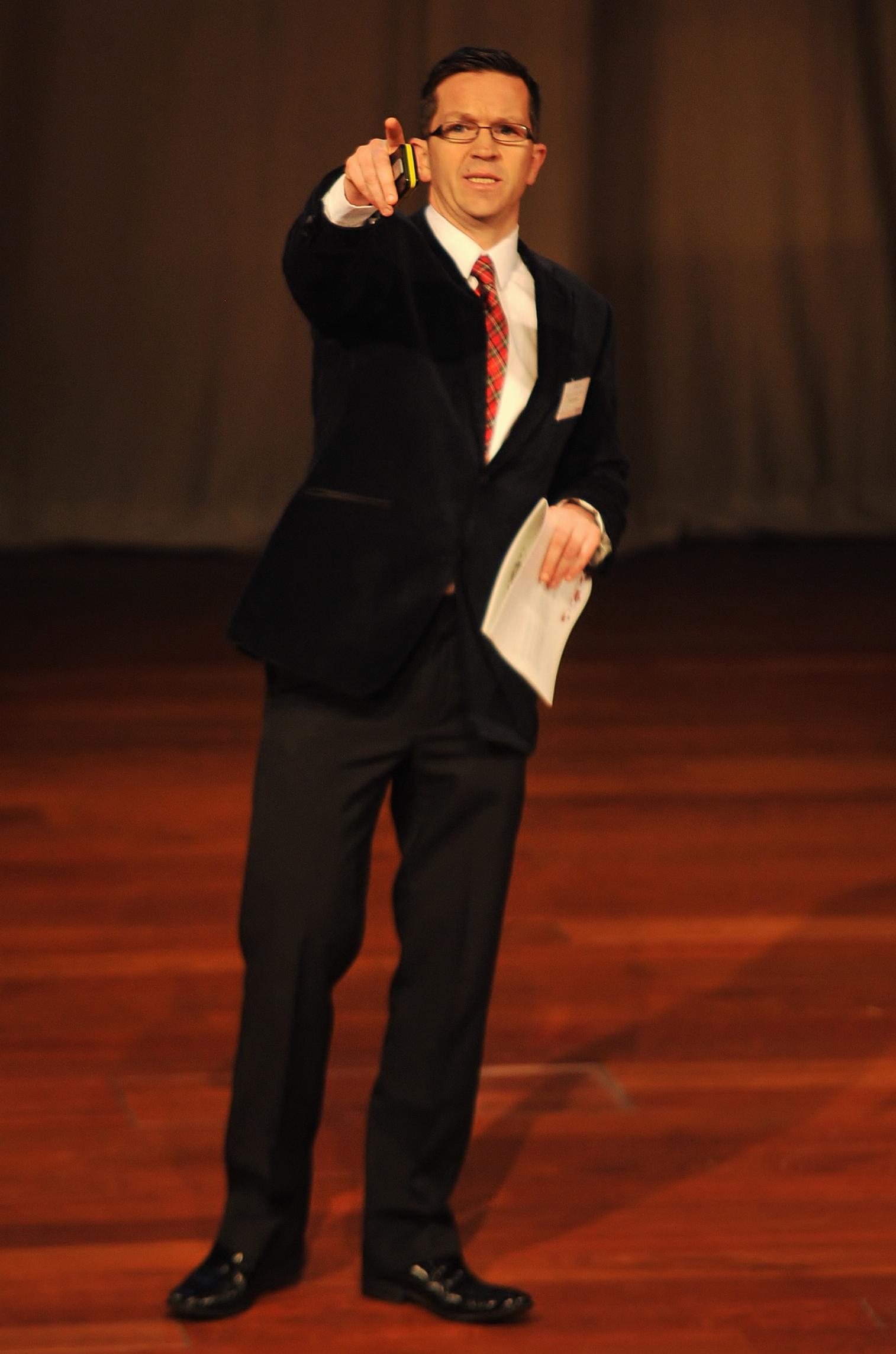 Presentation Training