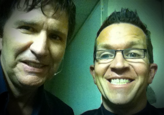 Hosting with Stewart Francis