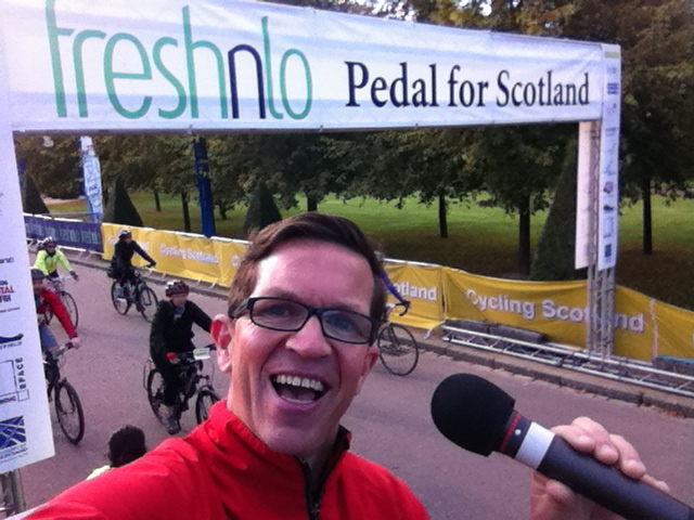 Pedal for Scotland MC