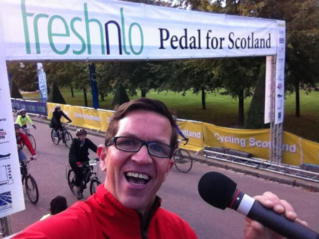 Pedal for Scotland MC