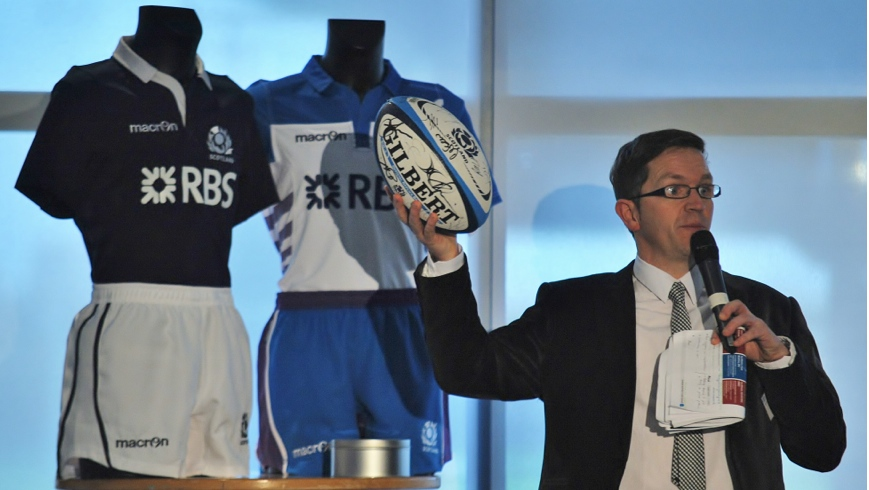 Working for Scottish Rugby
